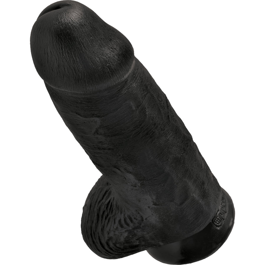Pipedream King Cock Chubby Realistic Dildo