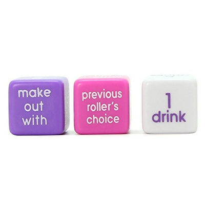 Kheper Games Ladies Night Drink or Dare Dice Game