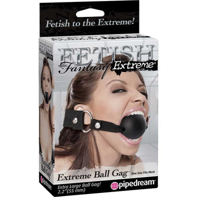 Pipedream Extreme Fetish Fantasy Extreme Ball Gag
