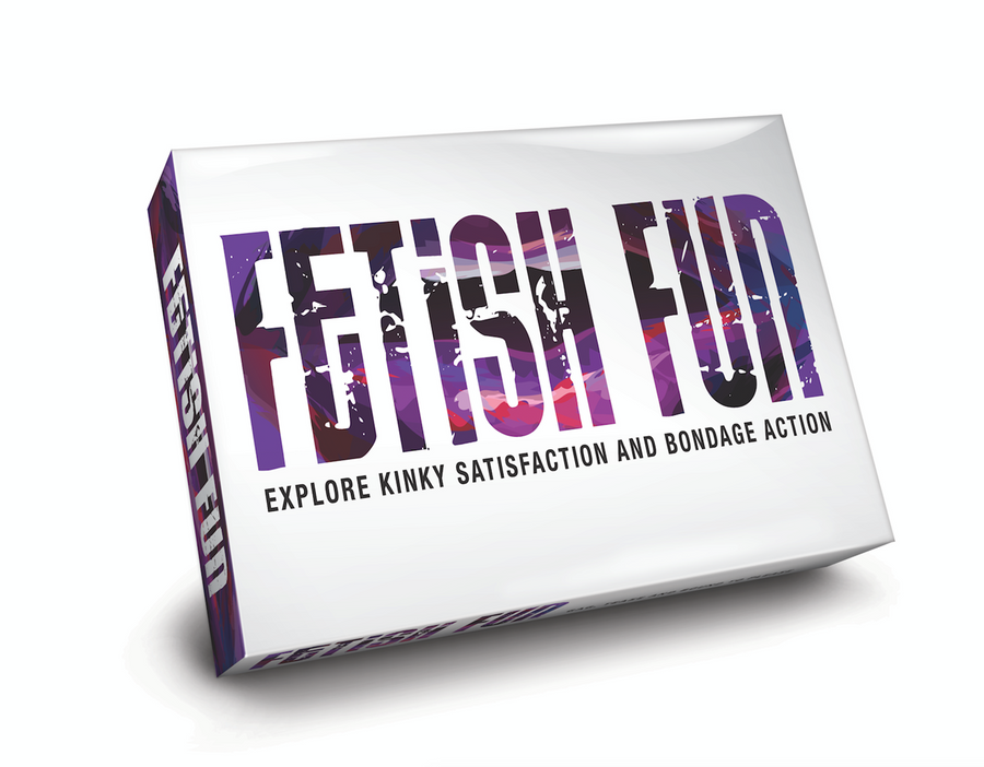 Creative Conceptions Fetish Fun Board Adult Sex Game: Explore Kinky Satisfaction and Bondage Action