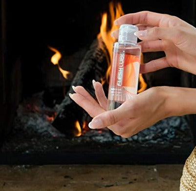 Fleshlight Fleshlube Fire Water Based Warming Lubricant
