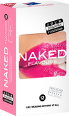 Four Seasons Naked Flavours Flavoured Condoms 12 Pack