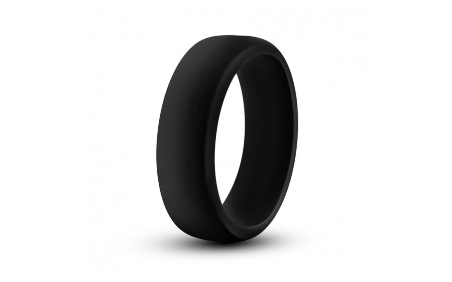 Performance Silicone GoPro Cock Ring Black