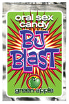 Oral Sex Candy Blow Job Blast Green Apple