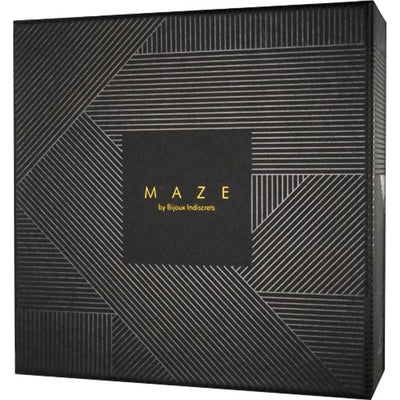 Bijoux Indiscrets Maze I Harness Vegan Leather