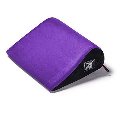 Liberator Jaz Sex Position Support Cushion Sex Furniture Grape Purple