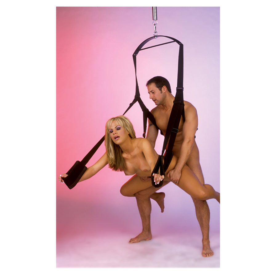 Pipedream Fetish Fantasy Series Fantasy Love Sex Swing Black