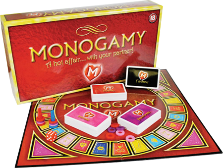 Creative Conceptions Monogamy A Hot Affair Game