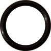 Spartacus Soft Rubber Cock Ring 1.25 inch Black