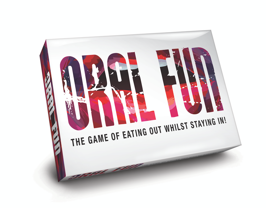Creative Conceptions Oral Fun Sex Game for Lovers : The Adult Board Game of Eating Out whilst Staying In!