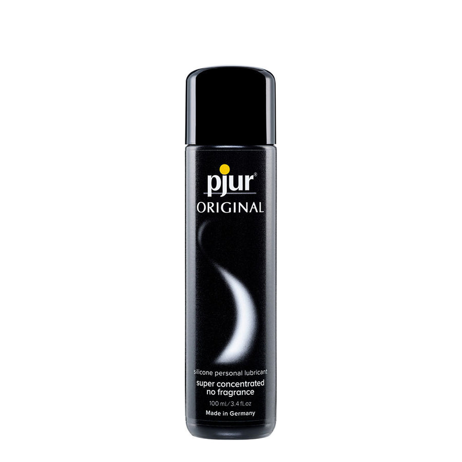pjur Original Super Concentrated Silicone Based Personal Lubricant 100ml