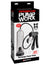 Pipedream Pump Worx Pro Gauge Power Penis Pump 8.5 inch Clear