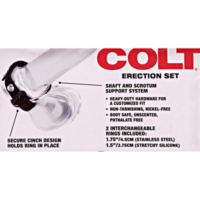 CalExotics Colt Erection Set
