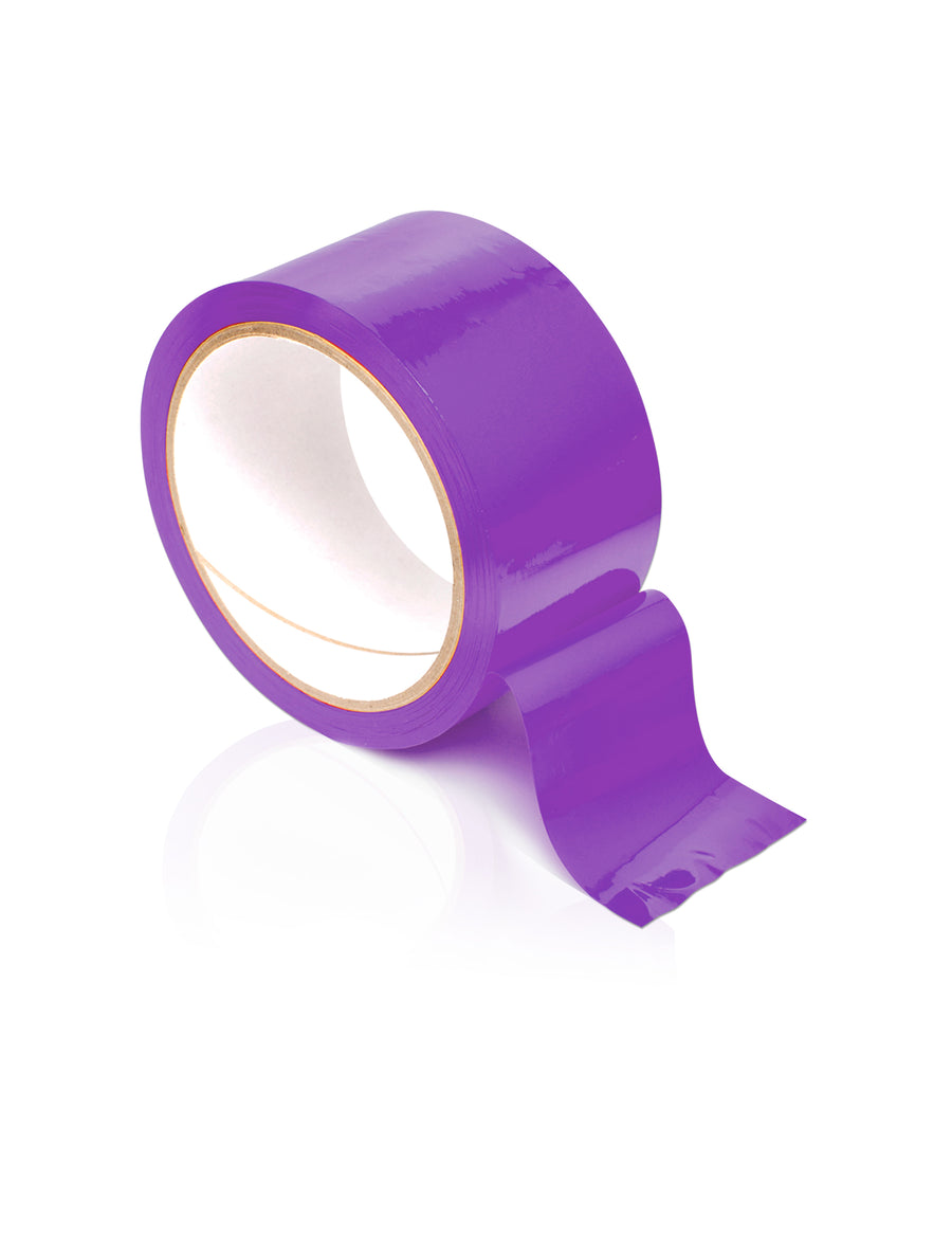 Pipedream Fetish Fantasy Series Bondage Pleasure Tape 35 Feet Purple