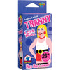 Pipedream Travel Size Tranny Inflatable Blow Up Love Doll 26 inch Tall