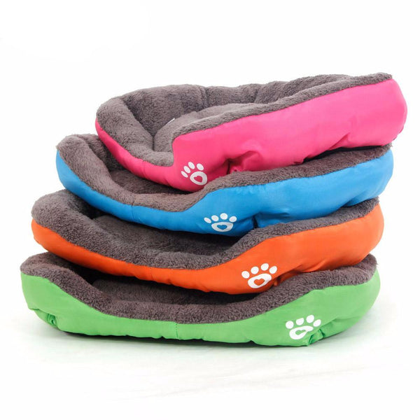 Dog Bed, Soft, 4 Colors