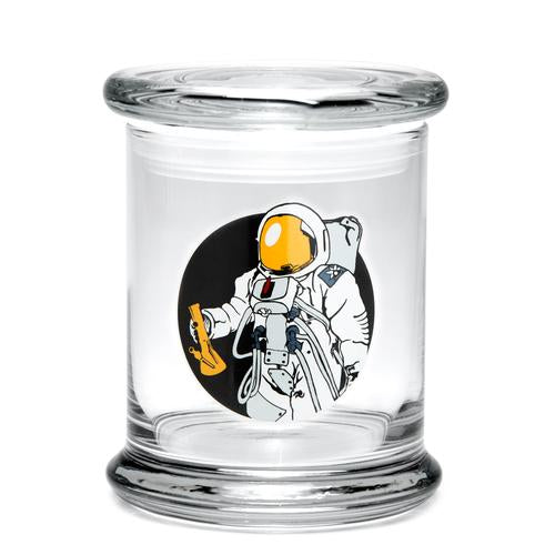 420 Science Canada Airtight Glass Jar Spaceman Large