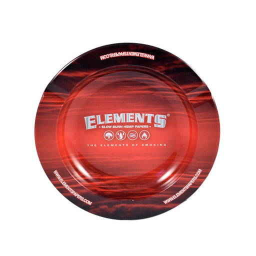 Red Elements Rolling Papers Ashtray Canada