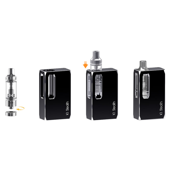 Aspire K1 Stealth Starter Kit for Concentrate