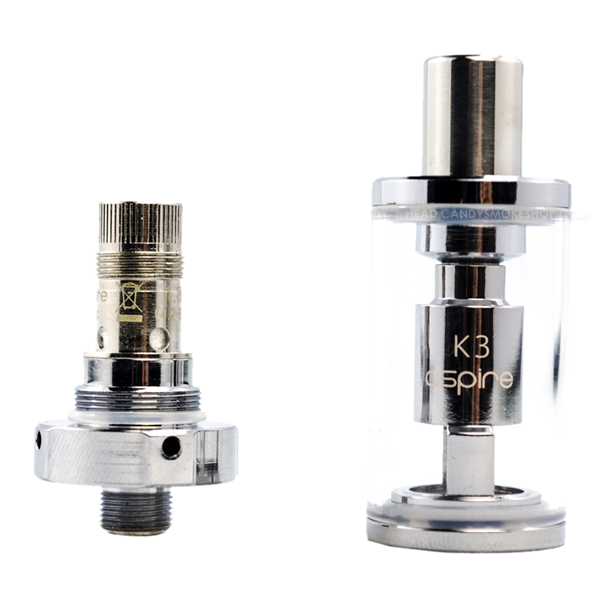 Aspire K3 Glassomizer