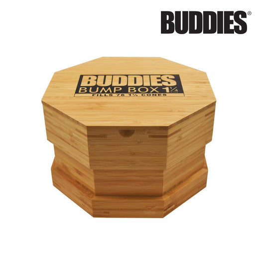 Buddies Bump Box 76 Cones Bamboo 11/4