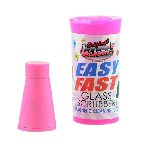 Buddyz Magnetic Glass Cleaner Pink