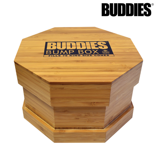 Buddies Wooden Bump Box 76 King Size Cones