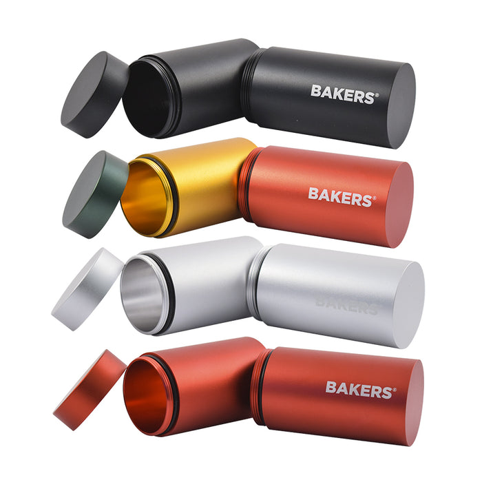Bakers Bank Roll Crush Proof Storage Tube