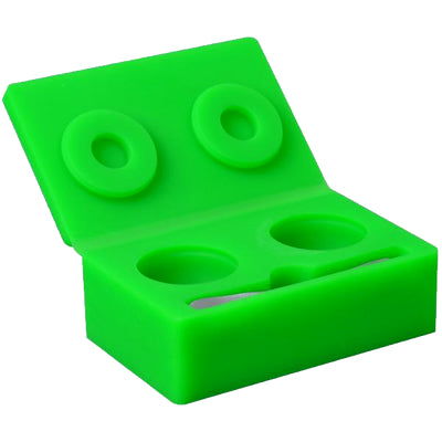 Buddies Super Slipp Qube Silicone Storage brick