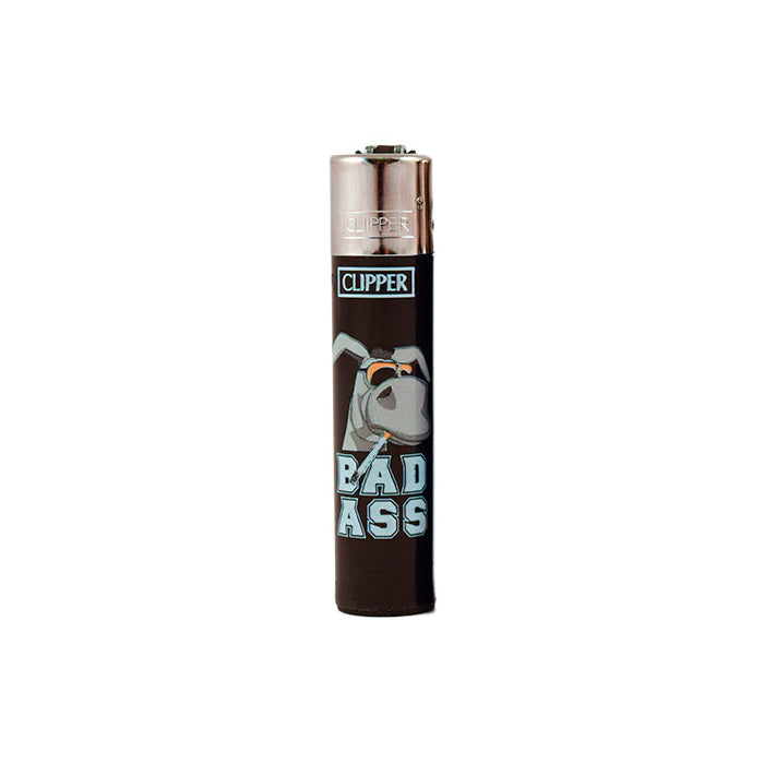 Bad Ass Clipper Lighter