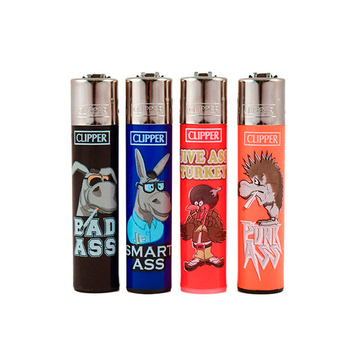 Ass Series Clipper Lighters