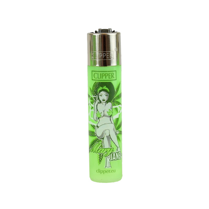 Clipper Mary Jane Pin up Collection Lighters