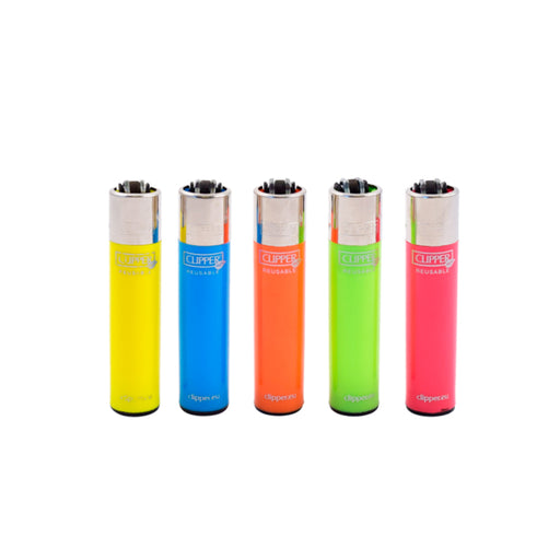 Fluorescent Clipper Lighters Canada