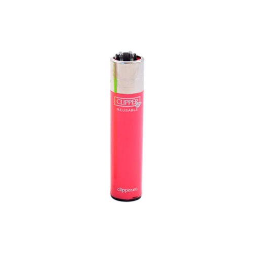 Fluorescent Pink Clipper Lighter Canada