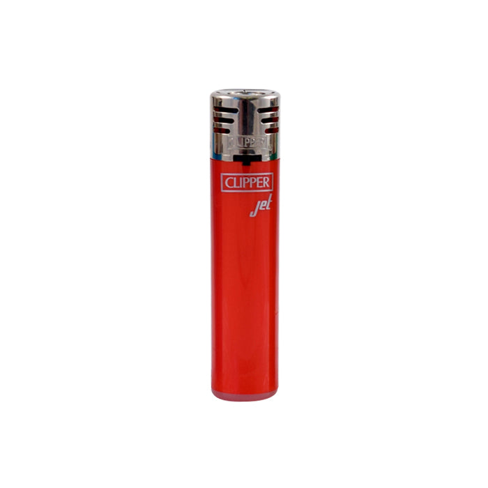 Red Clipper Jet Flame Lighter
