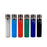 Clipper Jet Flame Lighters with Solid Colours