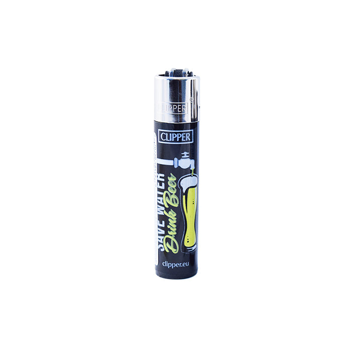 Save Water Drink Beer Clipper Lighters Canada