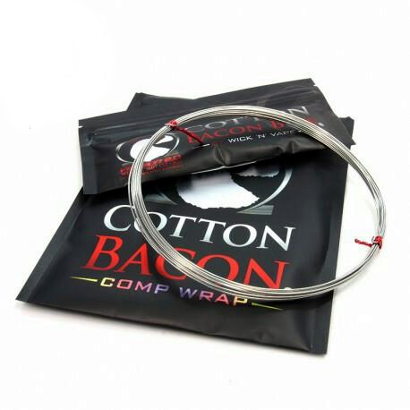 Cotton Bacon Wire and Cotton Pack