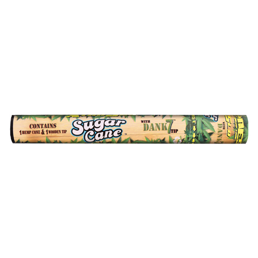 Cyclones Toasted Hemp Cone Wooden Tip