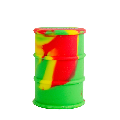Rasta Silicone Oil Drum Dab Barrel Canada