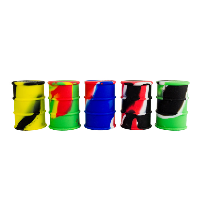 Silicone Oil Drum Dab Barrel Canada