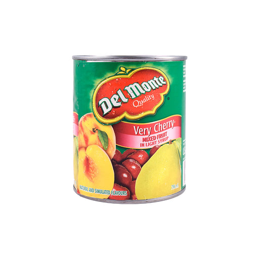 canned fruit cocktail diversion safe