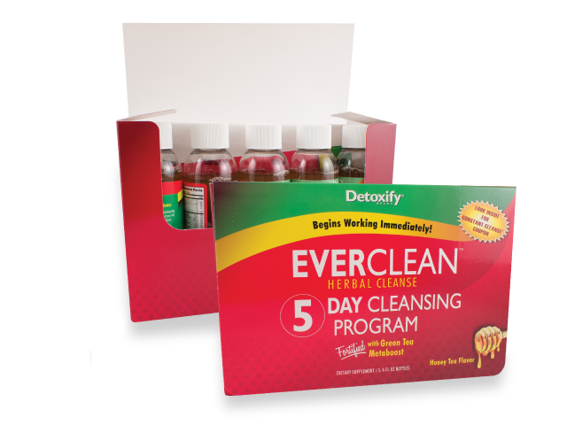 Detoxify Ever Clean 5 Day Cleanse Program