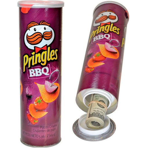 Fake Pringles Can Safe Canada