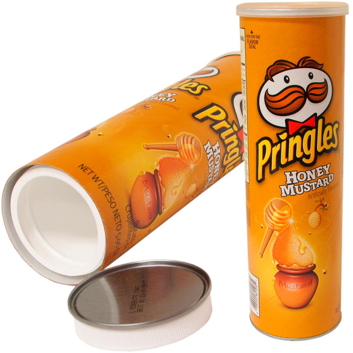 Diversion Safe - Pringles Honey Mustard