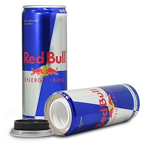 Red Bull Diversion Safe