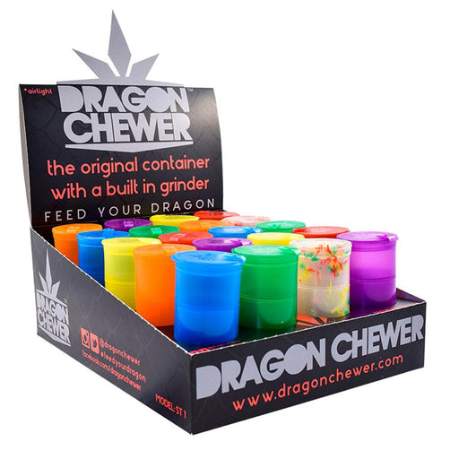Dragon Chewer ShredTainer Box