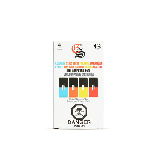 Eonsmoke Nic Salt Pods Juul Compatible Assorted Flavours
