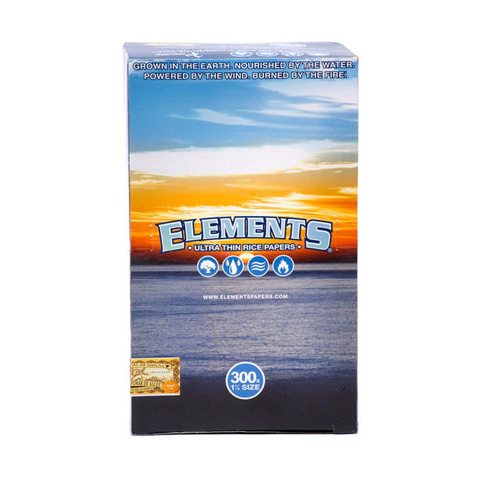 Case of Elements Rolling Papers Canada