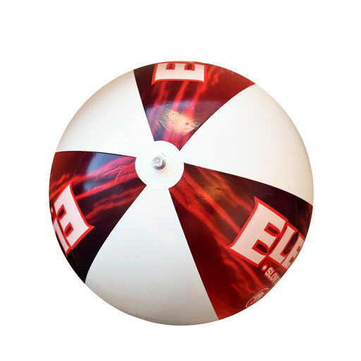 Elements Beach Ball Red